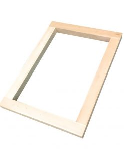 Practical Blank Wooden Frame Art Frame Home Furnishing Arts and Crafts Canvas Oil Painting DIY Home Decor For Star photo Gift