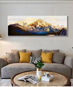 3D Abstract Art Painting