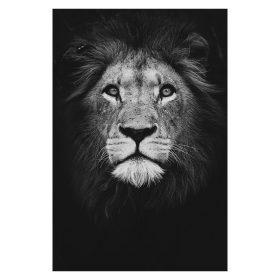 Modern Art Wild Animal Painting Printed on Canvas