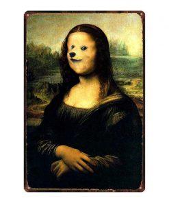 Funny Modern Art Painting