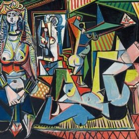 Canvas HD Prints Pictures Pablo Picasso Home Decor Woman Paintings Character Modular Poster Abstract Wall Art For Bedroom Frame