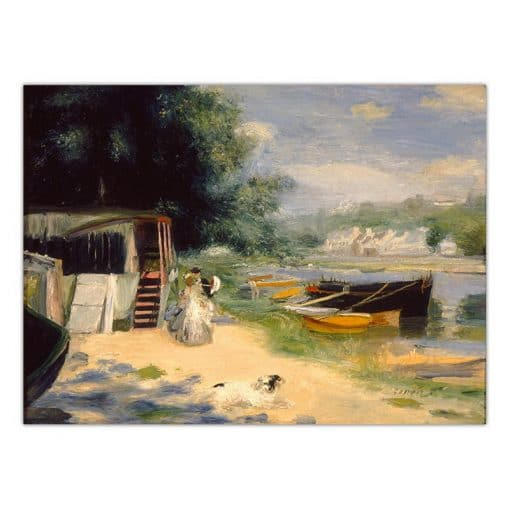 Home Decoration Art Wall Pictures Fro Living Room Poster Print Canvas Paintings French Pierre-Auguste Renoir 10
