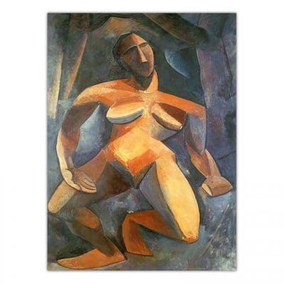A driade (Nude in the forest), 1908