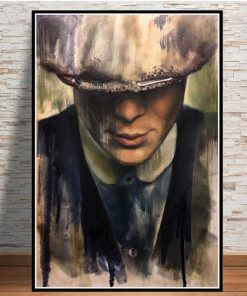 Peaky Blinders Season TV Series Canvas Painting Vintage Posters and Prints Cuadros Wall Art Pictures for Living Room Home Decor