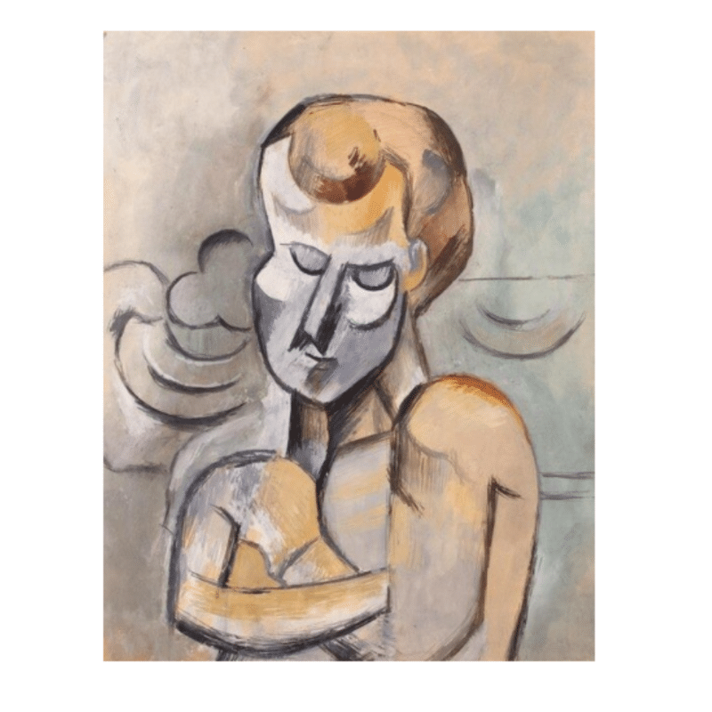 Man With Arms Crossed