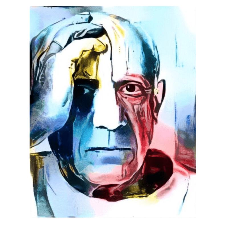 Picasso, triumph edition