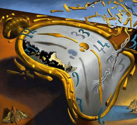 Salvador Dali paintings