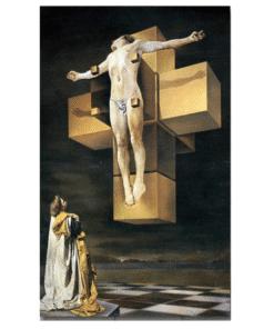 Crucifixion Corpus Hypercubus