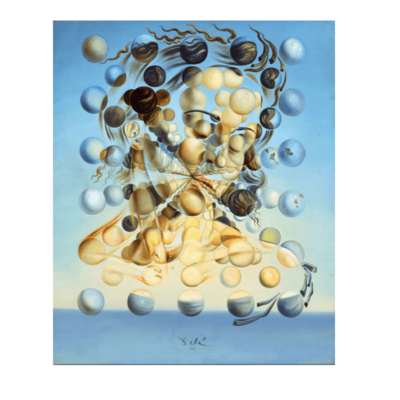 Galatea of the Spheres, 1952
