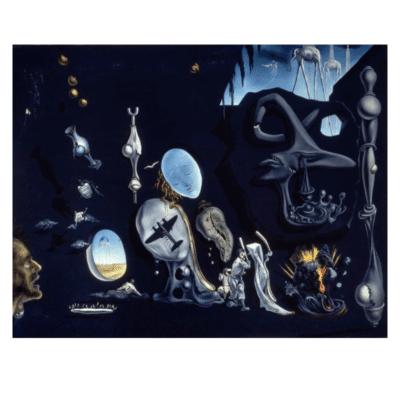 Melancholy Atomic, 1945