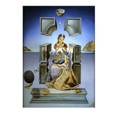 The Madonna of Port Ligat