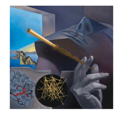 The Sleeping Smoker 1973