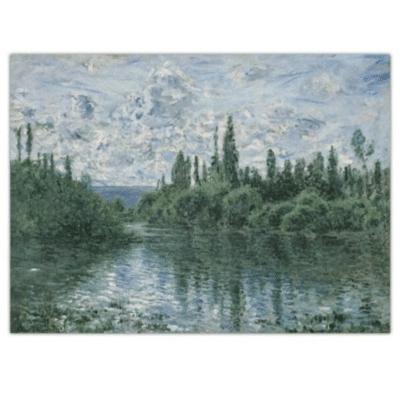 Arm of the Seine near Vetheuil 1878