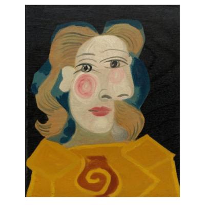 Head of a Woman (Dora Maar) 1939