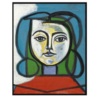Head of a Woman (Tête de Femme) 1946