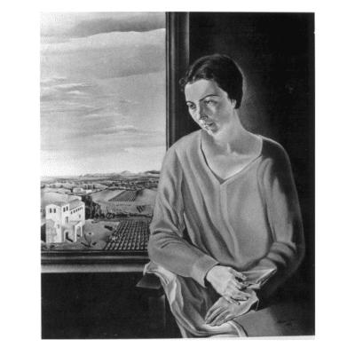 Portrait of Sefiora Abadal De'Argemi 1926
