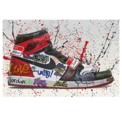 Sneakers Graffiti