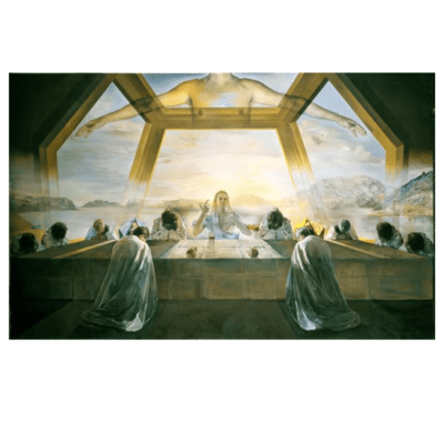 The Sacrament of the Last Supper 1955