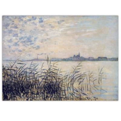 The Seine near Argenteuil 1874
